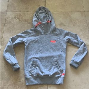 SUPERDRY ORANGE TORCH HOODIE